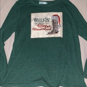 Southern Grace Long Sleeve 2XL